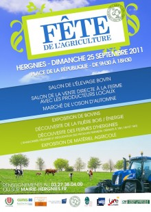 SALON DE L&rsquo;AGRICULTURE 2011 &#8211; HERGNIES